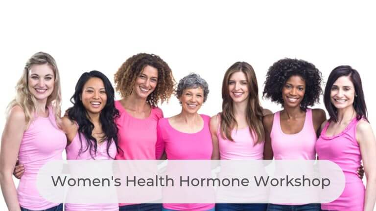 Women's Health Hormone Workshop - Flora Nutrition Events