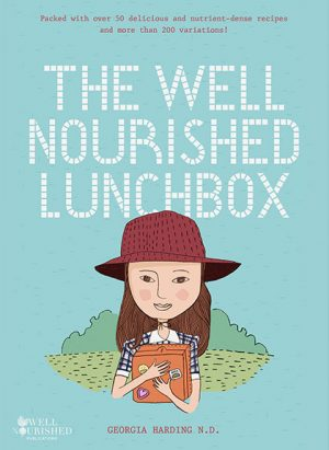 The Well Nourished Lunchbox E-book - Products we like! Flora Nutrition