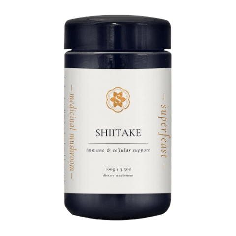 Superfeast - Shitake 100g immune & cellular support